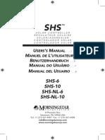 Morningstar Shs Manual en Es de Fr Pt