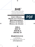 Morningstar Shs Manual en Es de Fr Pt