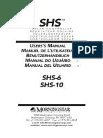 SolarHomeSystem Manual i9imysb8