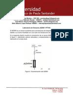Lab Sensores Pt100 y Ad590