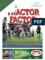 Tractor Factor (Summer 2018)