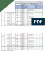 9. FPK-MA-FR-001 Matriz de Identificación de Aspectos Ambientales y Evaluación de Impactos