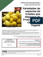 Listado Protecciones_TOV_2018_4