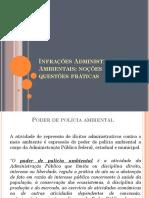 Unidade 07 - Infrações Administrativas Ambientais.