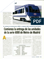 Entrega Serie 6000 Revista 1998