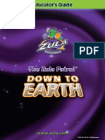 Zula Down to Earth EducatorsGuide