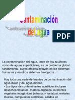 1°CONTAMINACIÓN DEL AGUA