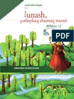 WILLAKUY N°12 NUNASH,  PUÑUYTAQ SHUMAQ WARMI