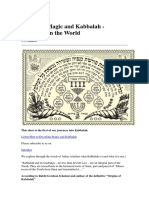 Decoding Magic and Kabbalah - Windows on the World
