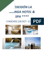 Poseidón La Manga Hotel
