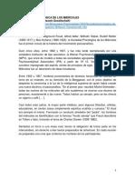 SOCIEDAD PSICOLÓGICA DE LOS MIÉRCOLES