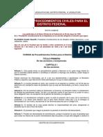 Distrito Federal.- Codigo de Procedimientos Civiles.pdf