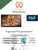 Biomoléculas - Curto Circuito