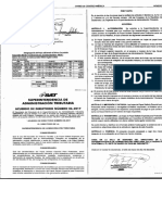Acuerdo de Directorio 06-2017 SAT