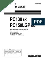 Manual Mantenimiento PC130-6