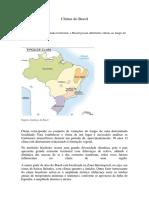 Clima e Vegetação Brasileiro