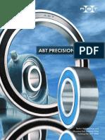 ABT Precision Bearings Catalog