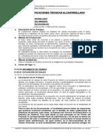 F. Especficaciones Técnicas La Unión C-04 150518