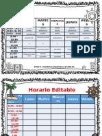 Horario De Clases YOSIMAR.pptx
