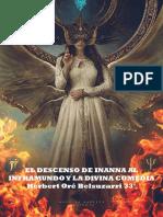 Herbert Ore - El descenso de Inanna al inframundo y La Divina Comedia