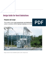 Design Guide for Rural Substations