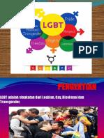 Lgbt Proker Remaja - Presentasi