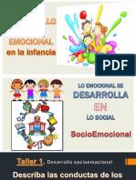 Clase 1 desarrollo socioafectivoTeoría Apego