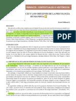 Vulneración de Los Derechos Del Niño en Centros Del SENAME