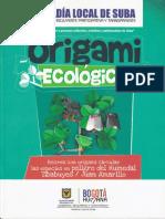 Origami Ecologico