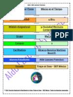 Proyecto Integrador Módulo 9 - México en el Tiempo - G-12 - Prepa en línea - SEP México