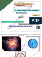 Proyecto Integrador Módulo 10 - Viaje en el Tiempo - G-12 - Prepa en línea - SEP México.