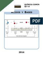 QC12 Ácidos y Bases