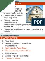 Hibbeler, Mechanics of Materials-Strain Transformation