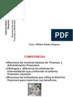 Administración Financiera Semana 1 2018ii (1)