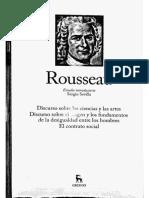 Rousseau Grandes Pensadores Estudio Introductorio.pdf