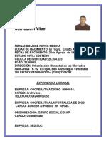 FERNANDO Marcelys Curri
