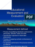 Q1 Educational Measurement and Evaluation.ppt