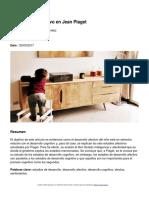 Desarrollo Afectivo Jean Piaget
