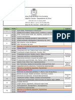 Programa Calendario 2018 3