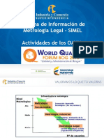 World Quality Forum 2016 - Control metrologico SIMEL.pdf