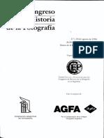 5 Congreso Historia de La Fotografía Argentina 1996