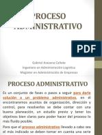 7. Proceso Administrativo