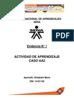 Evidencia 2. Caso Aa2