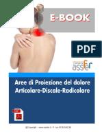 aree di proiezione del dolore