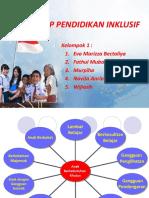Konsep Pendidikan Insklusif 2018