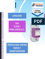 Clase i Cat. Ac. AP Surge Protection