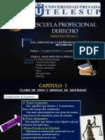 Diapositiva de Derecho Penal