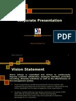 Sierra Presentation