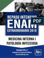 Ppt Repaso Enam 2018 Medicina Interna i Patologia Infecciosa Pr