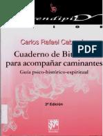CABARRUS, Cuaderno de Bitacora
